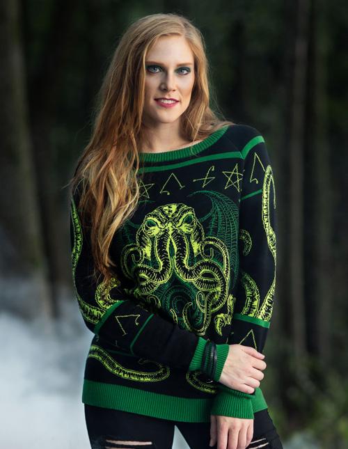 Cthulhu Sweaters