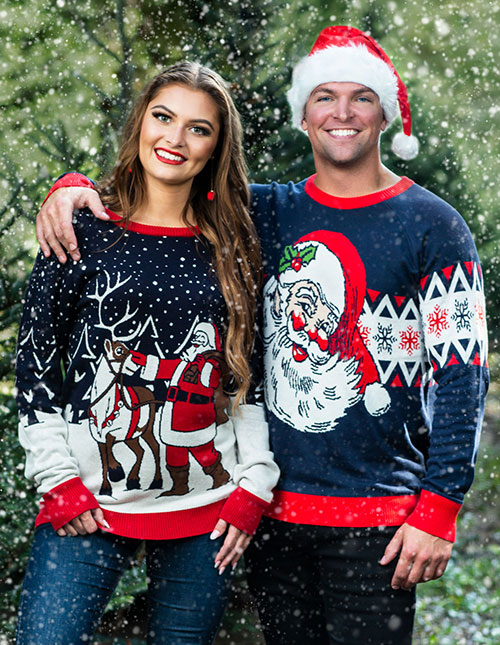Adult Ugly Christmas Sweaters