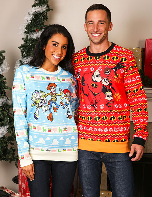 Disney Ugly?Christmas Sweaters