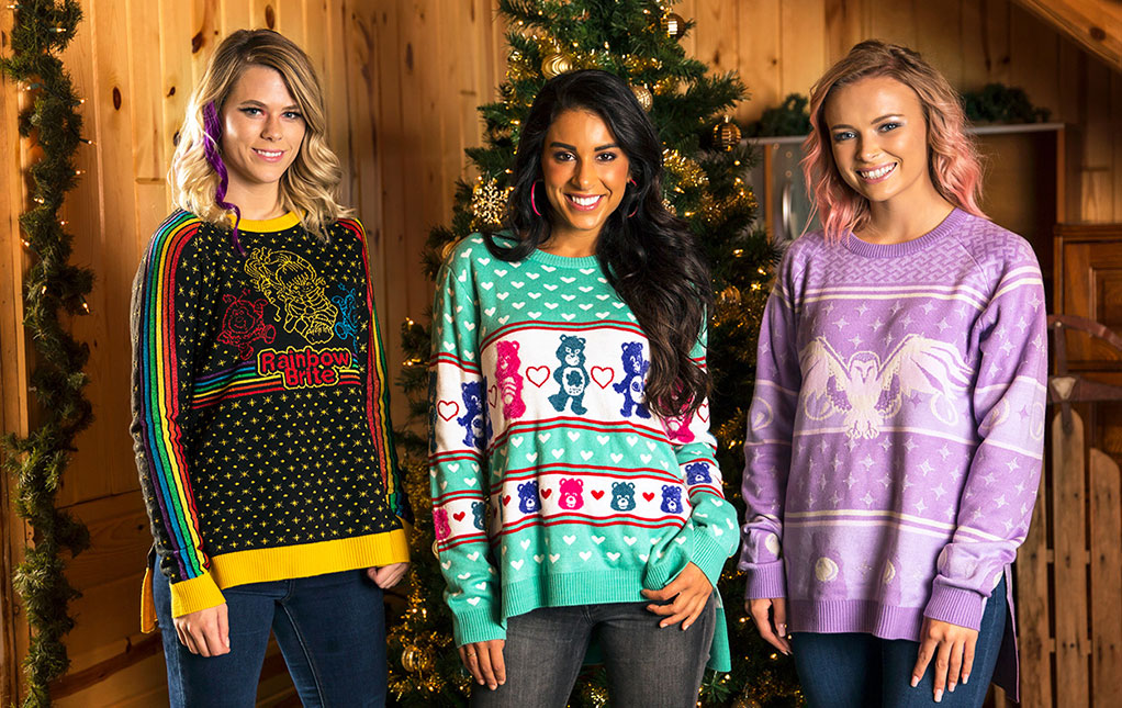 Women's Ugly Christmas Sweaters