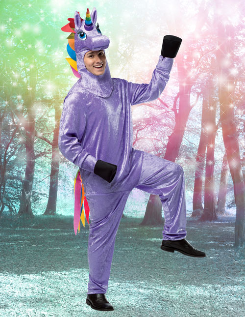 Men's Unicorn Costume