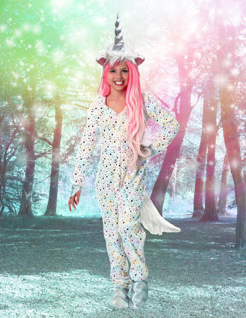 Unicorn Onesie for Kids & Unicorn Halloween Costumes For Kids u0026 Adults - HallowenCostumes.com