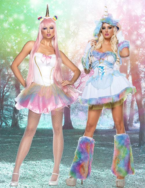 Women's Unicorn Costumes