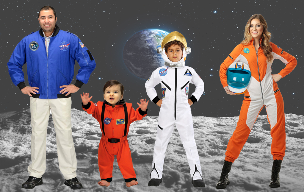 stronaut Costume Ideas