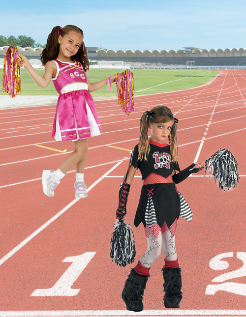 Cheerleading Costumes for Girls