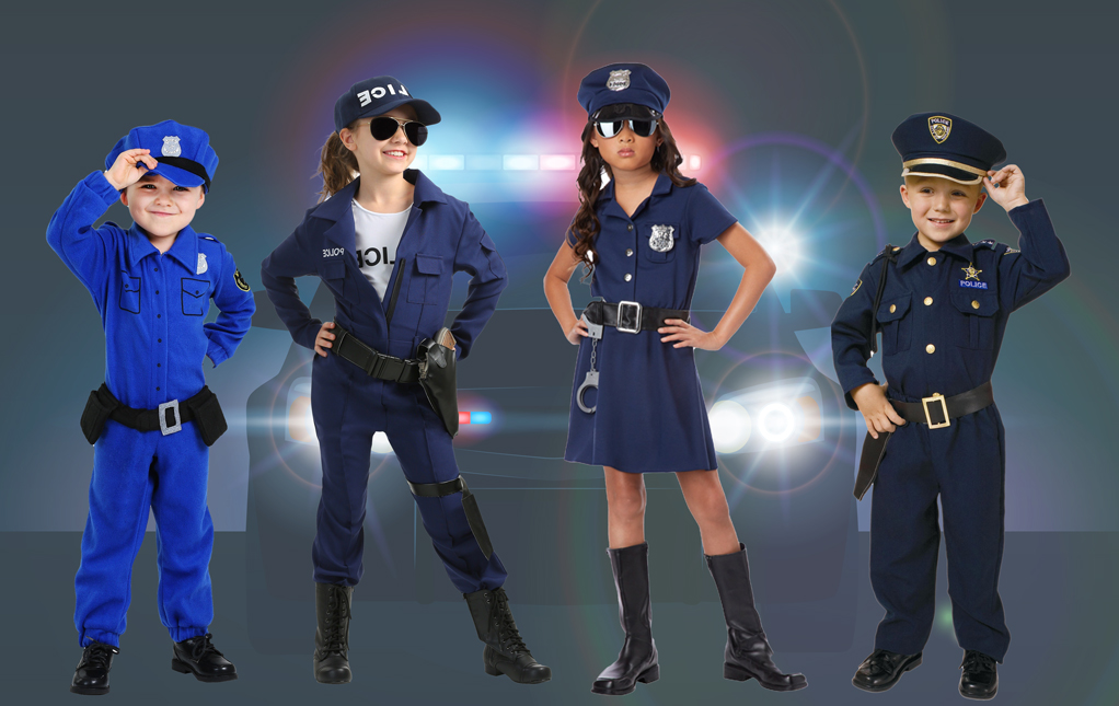 Police Costumes for Kids