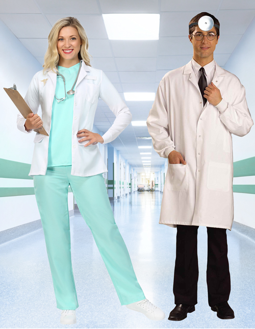 Women's Doctor Costumes