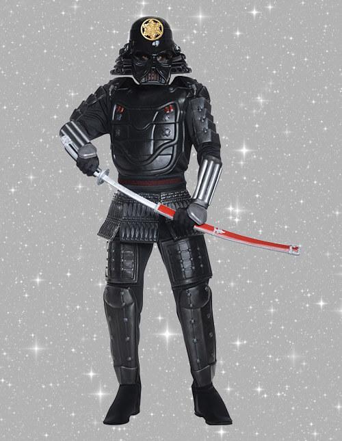 Samurai Darth Vader Costume