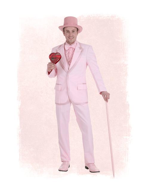 Valentine's Day Pink Tuxedo
