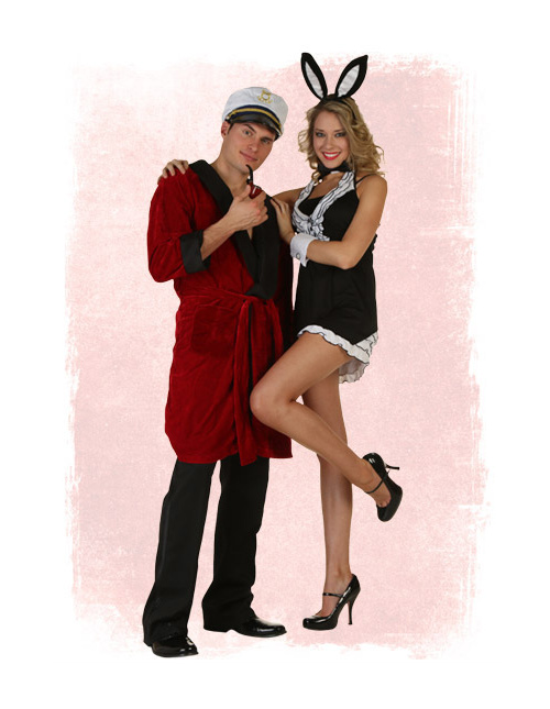 Valentine's Day Playboy Costumes