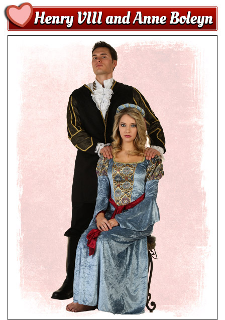 Henry VIII and Anne Boleyn Costume