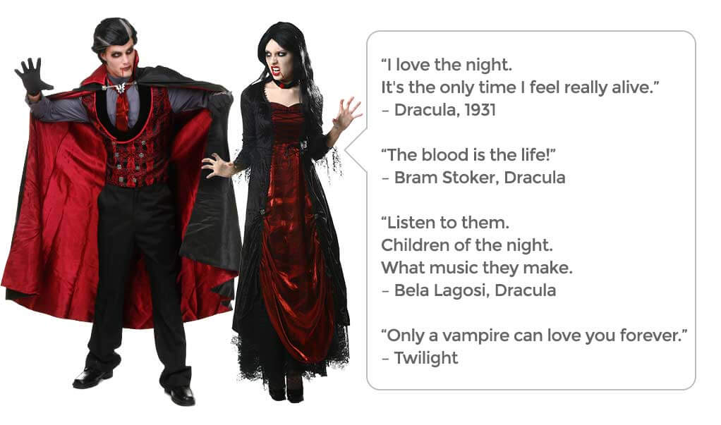 Vampire Couples/Quotes