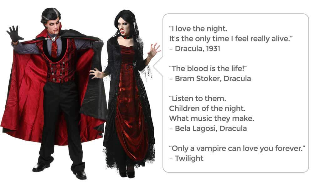 Vampire Couples/Quotes