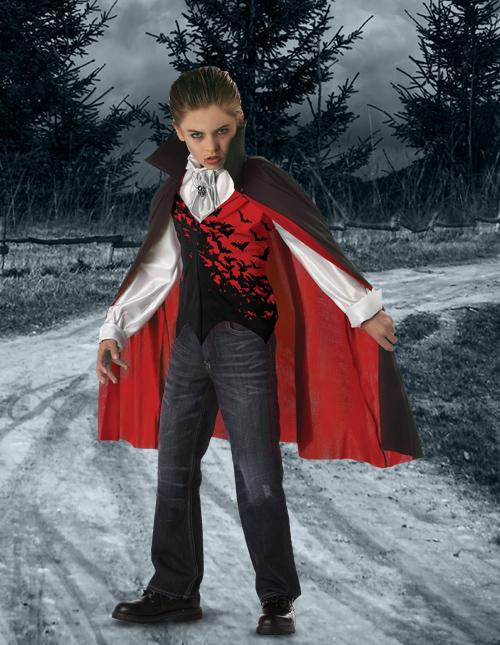 Boys' Vampire Costume