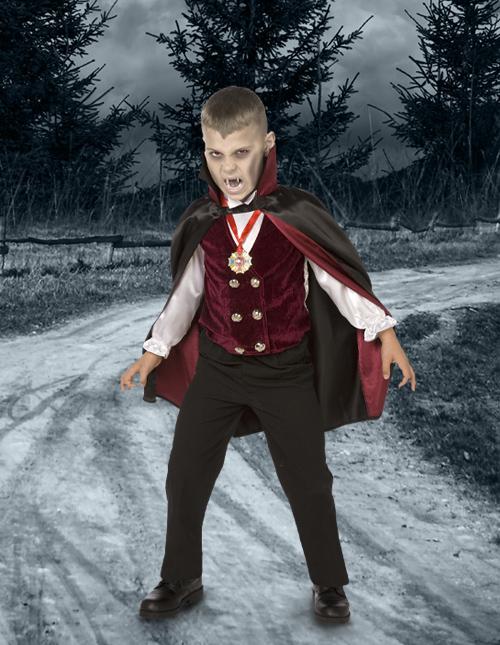 Kids' Dracula Costume