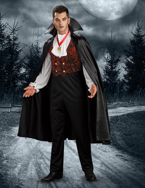 Men's Dracula Costume