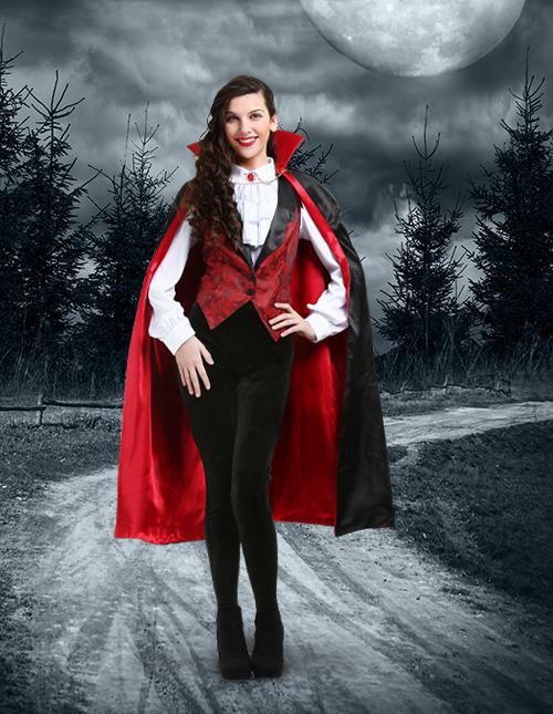 Women's Vampire Costume