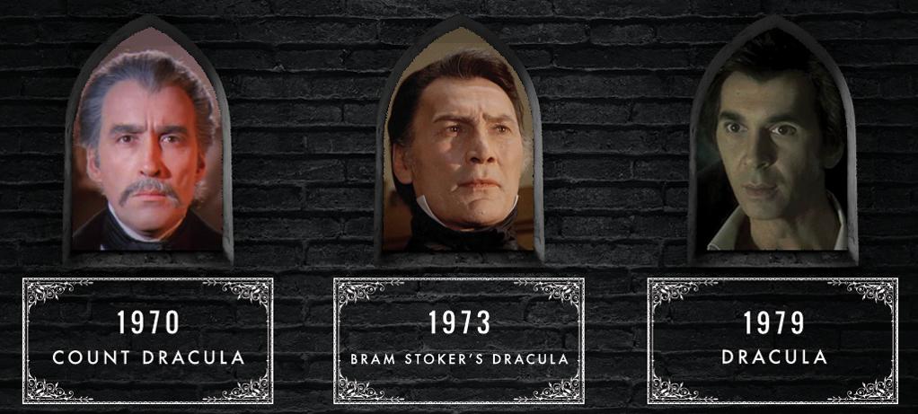 Count Dracula, Bram Stoker's Dracula, and Dracula