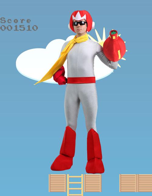 Adult Proto Man Costume