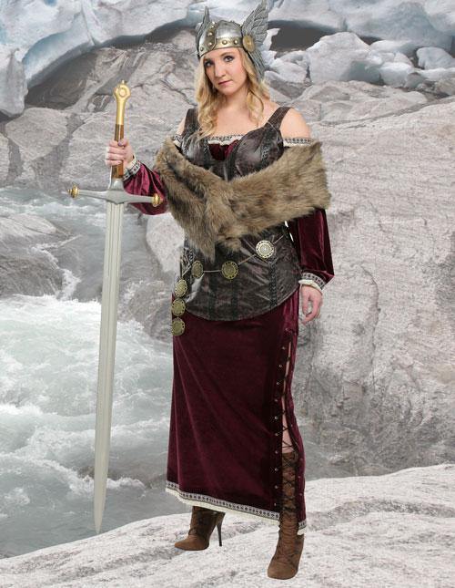 Valkyrie costume