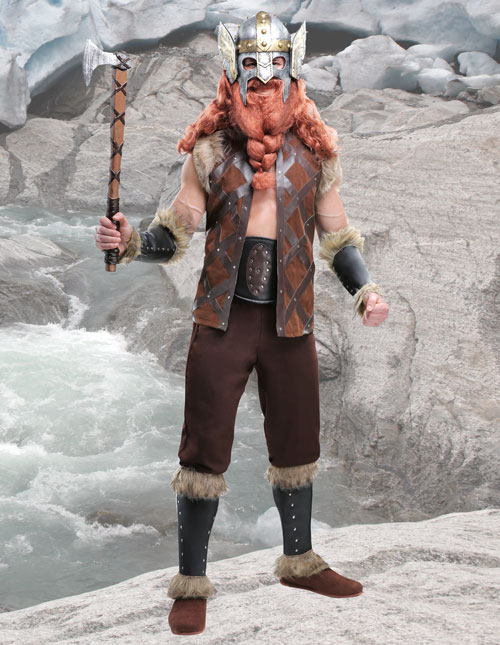 Viking Costumes Warrior Outfits Halloweencostumes Com