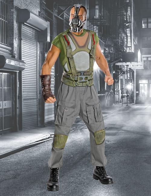Bane Costume & Supervillain Costumes for Halloween - HalloweenCostumes.com