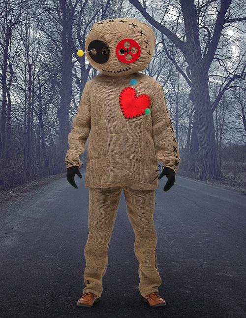 Men's Voodoo Costume
