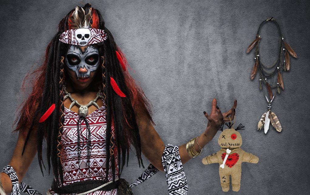 Voodoo Costume Accessories