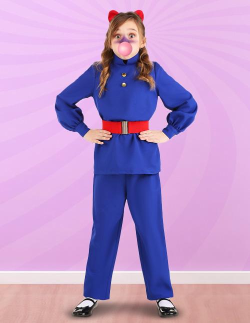 Kids Violet Costume