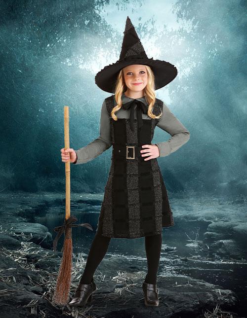 Cute Witch Costume