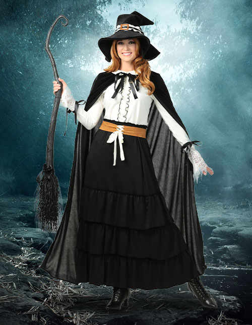 Salem Witch Women's Costume