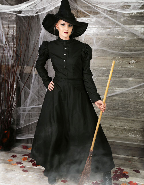 Unique Witch Costume