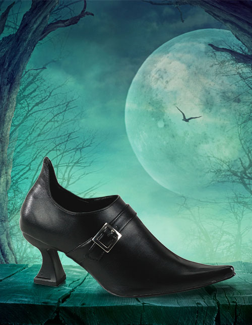 Women's Witch Shoes
