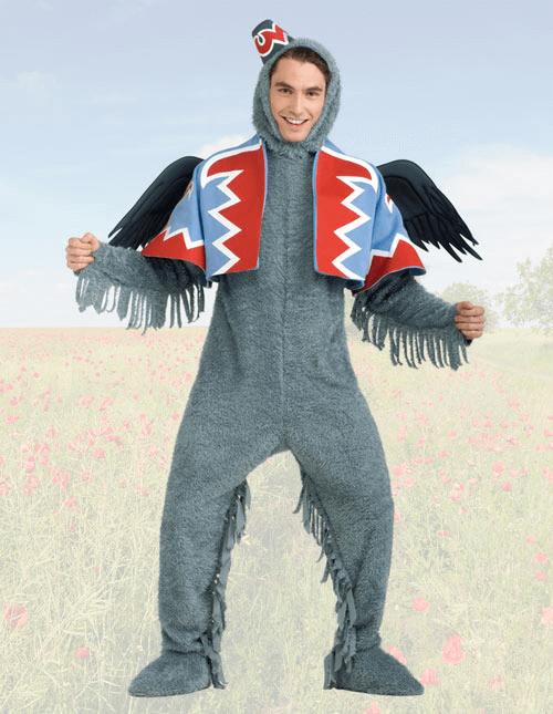 Flying Monkey Costume