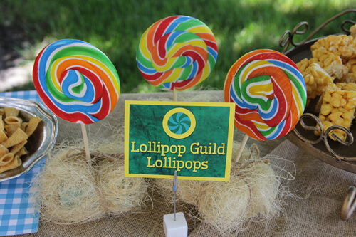 Lollipop Guild Lollipops
