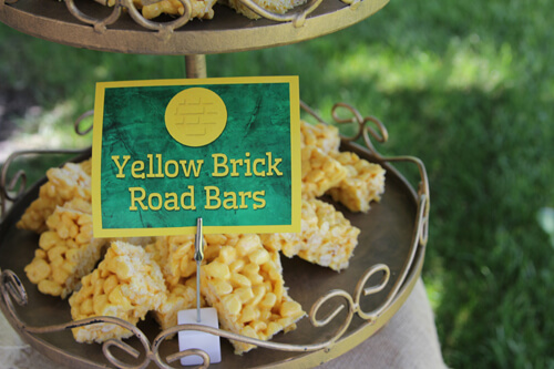 Yellow Brick Road Bars