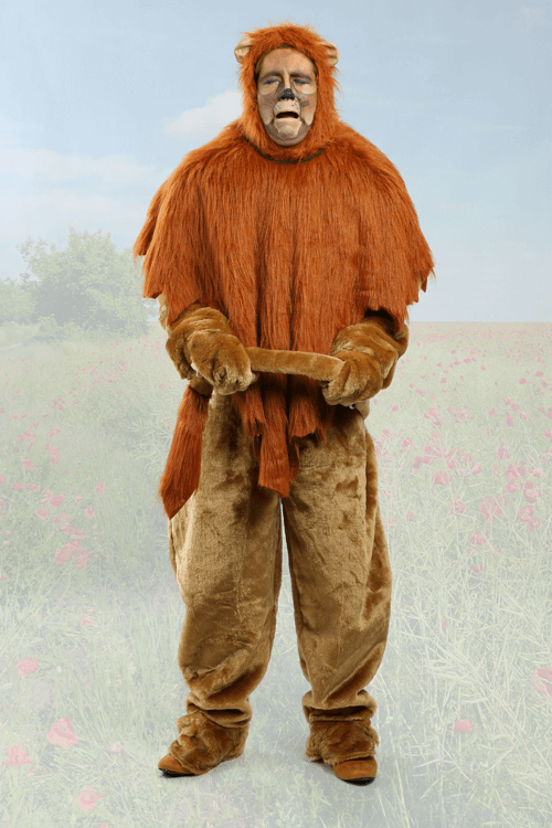 Cowardly Lion Costume & Wonderful Wizard of Oz Costumes - HalloweenCostumes.com