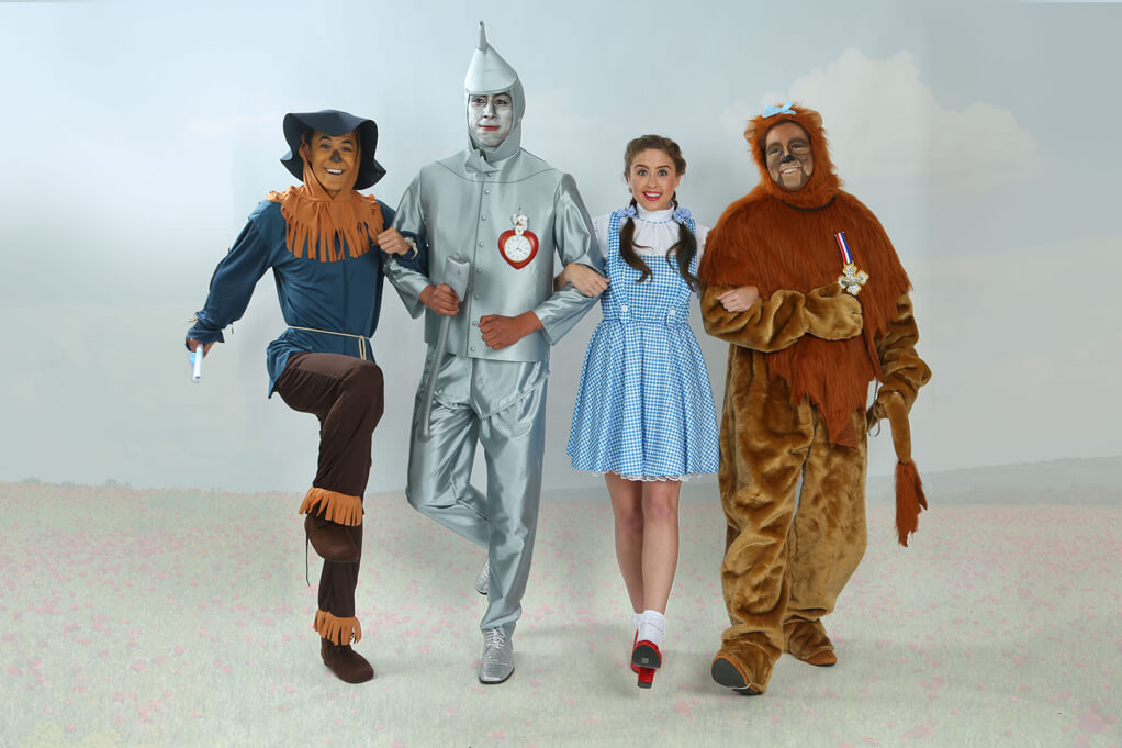 63c3dbd212207 Wonderful Wizard of Oz Costumes - HalloweenCostumes.com