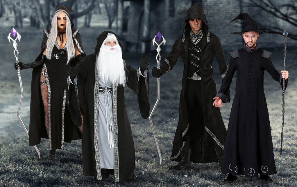 Adult Wizard Costumes