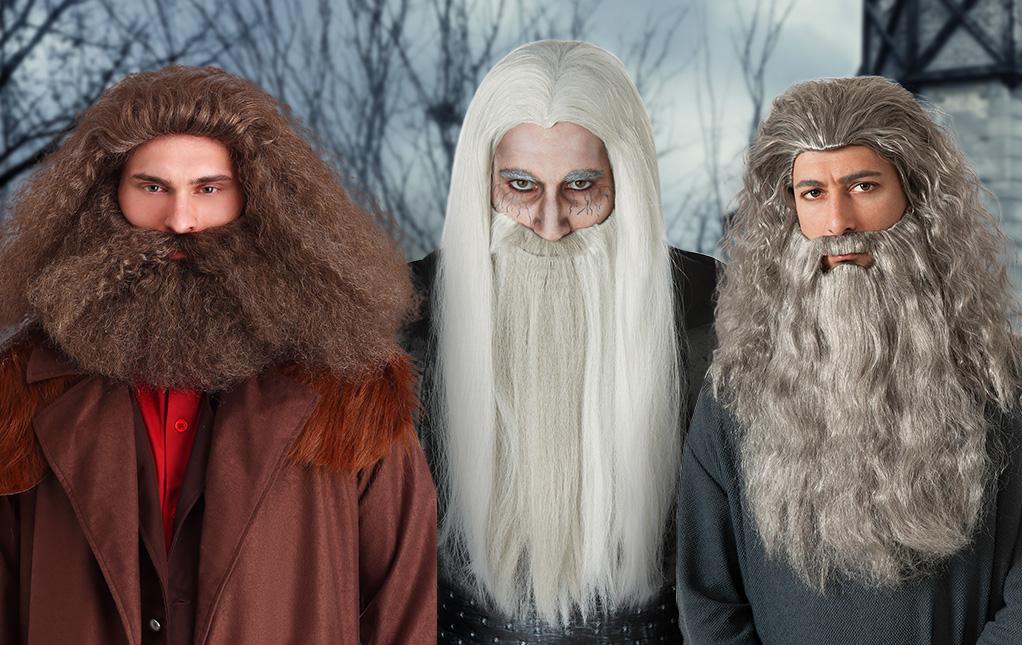 Wizard Beards