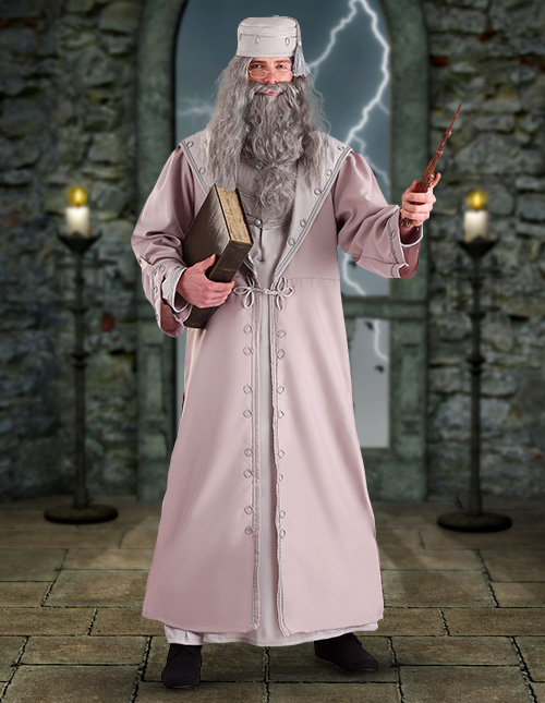 Wizard Cosplay