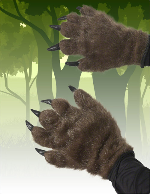 Hairy Hands