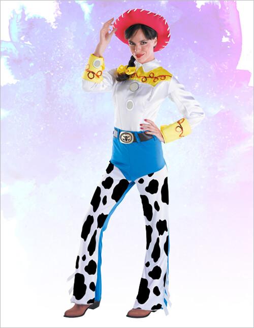 Toy Story Jessie Costumes