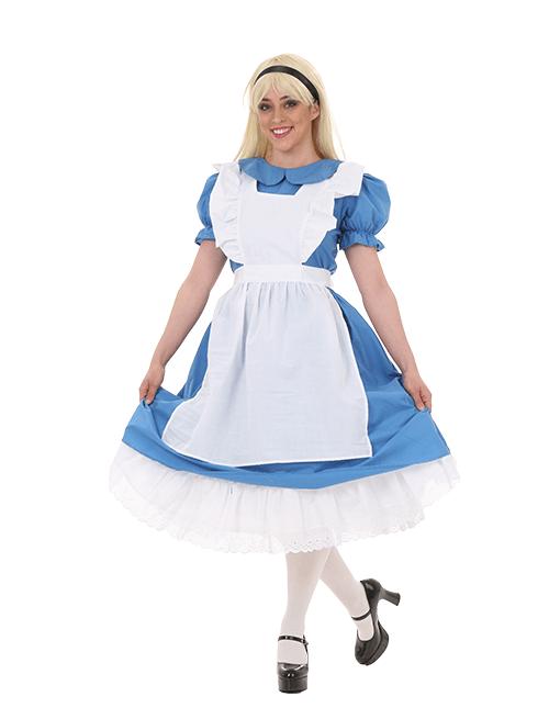 Women's Deluxe Alice Costume