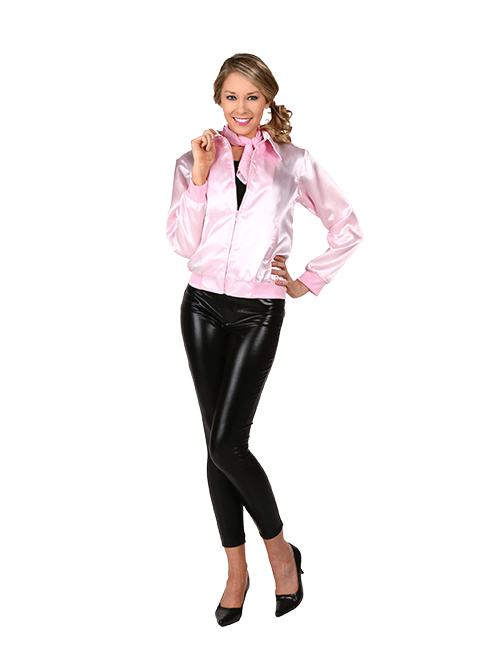 Women's Grease Pink Ladies Jacket