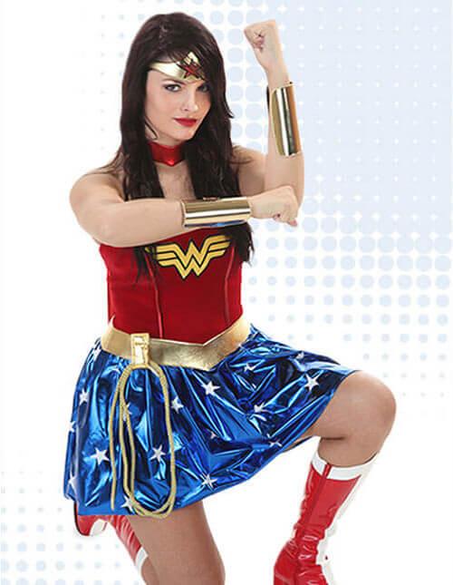 Wonder Woman Costumes for Girls   Women 718194d99c