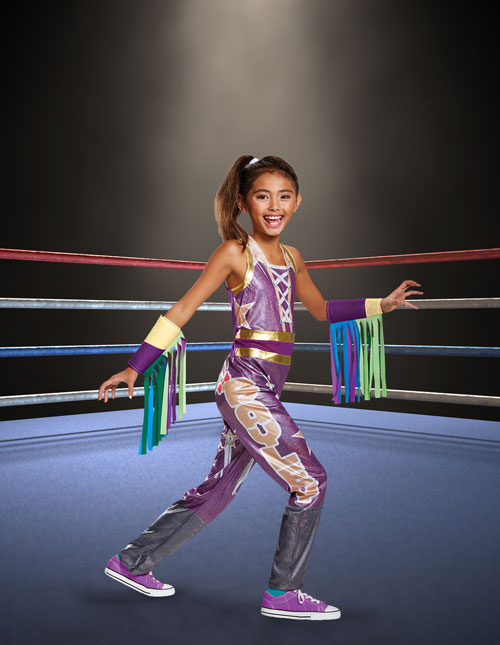 Child Bayley Costume