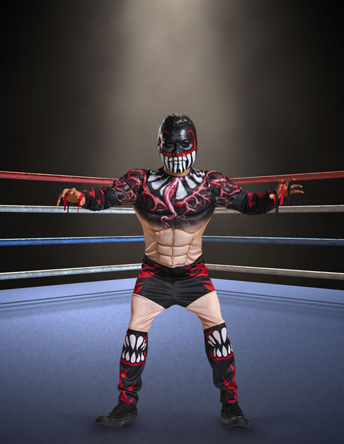 Child Finn Balor Costume