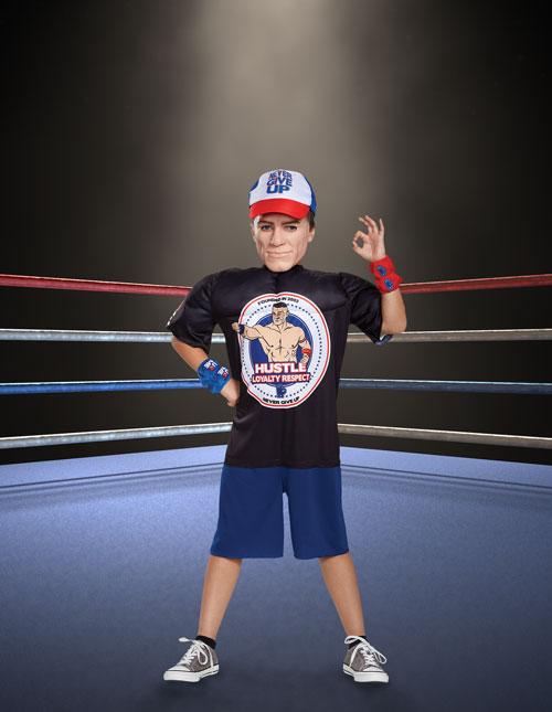 Child John Cena Costume