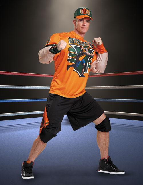 John Cena Wrestling Costume